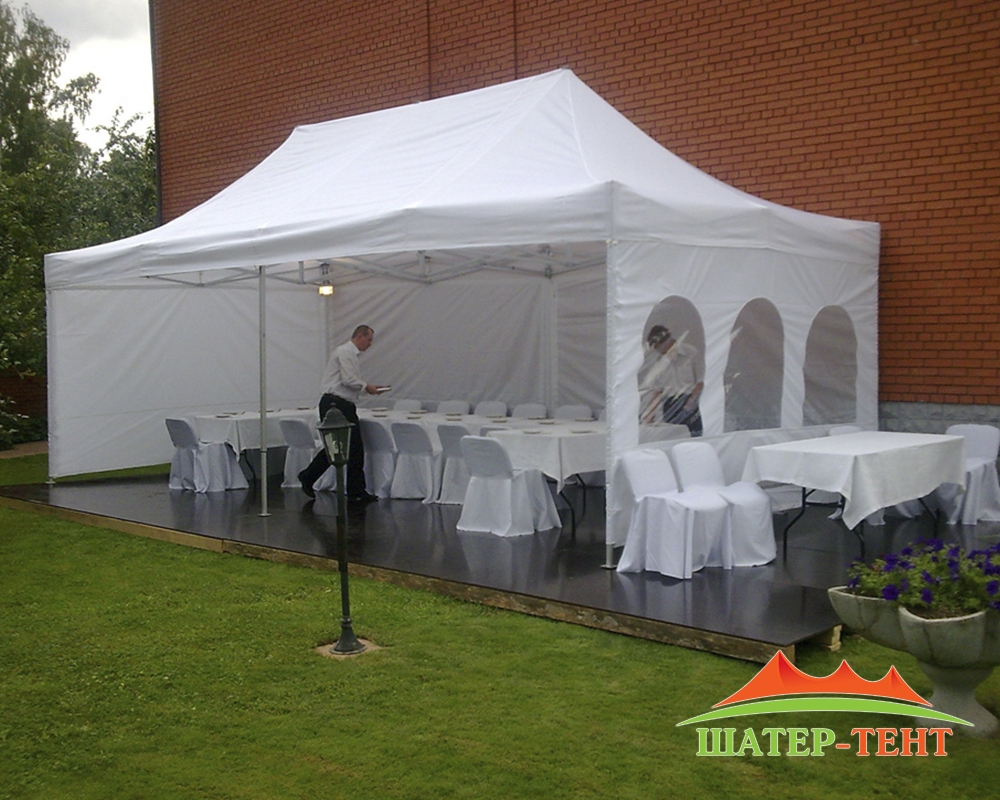 Аренда шатров
