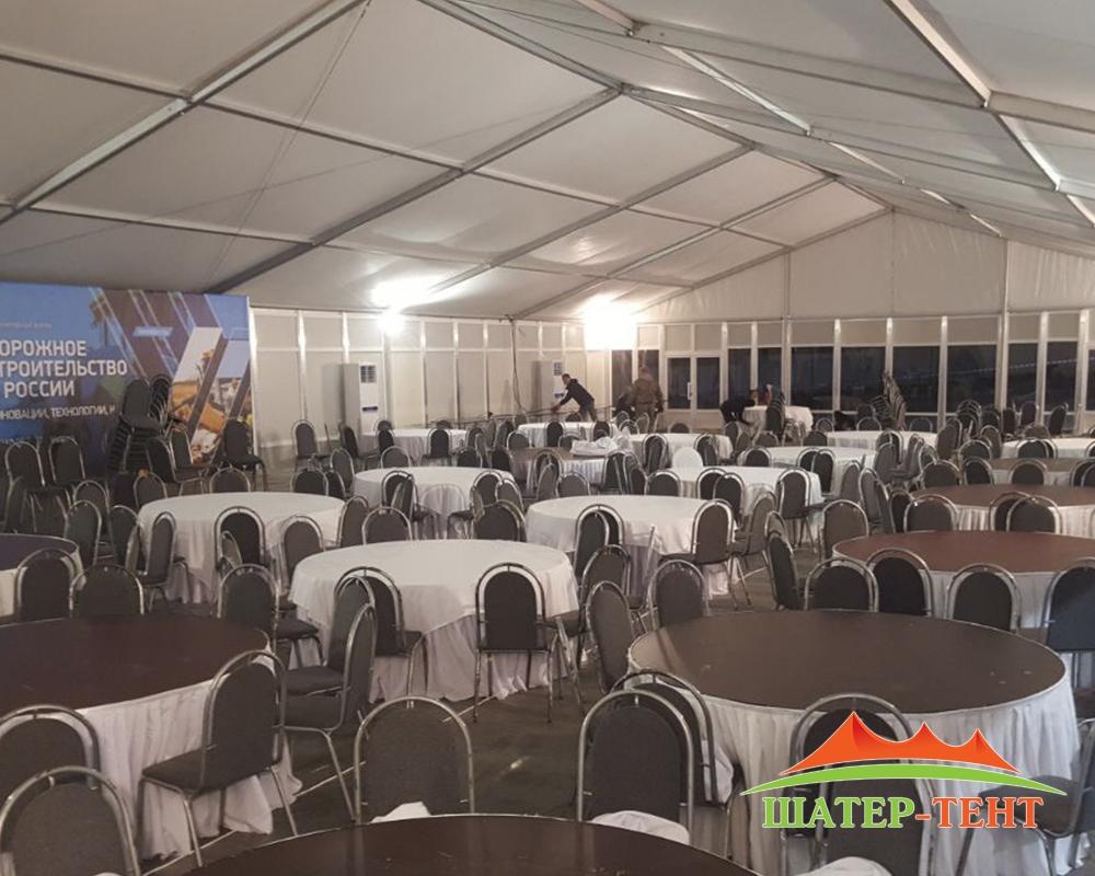 Big Tent Roder - 25х30м